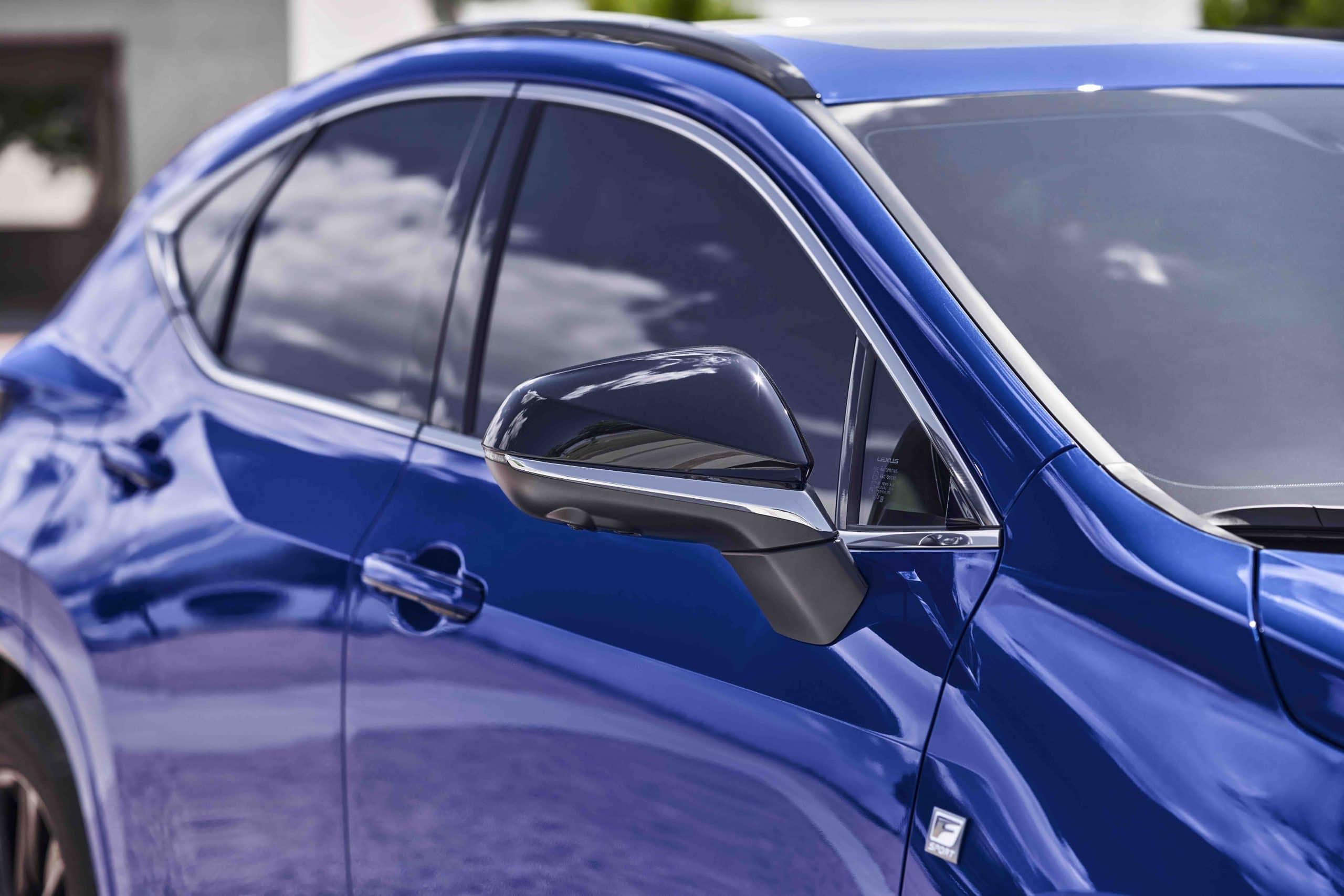 2022 Lexus NX 350 F Hybrid exterior