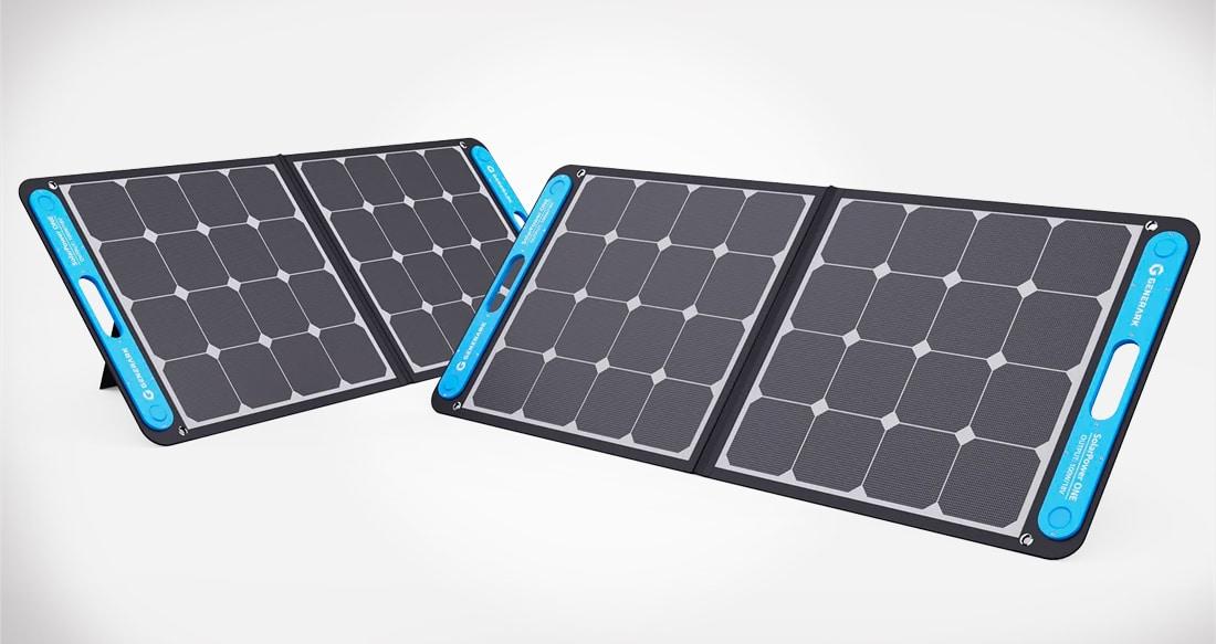 SolarPower ONE portable solar panels