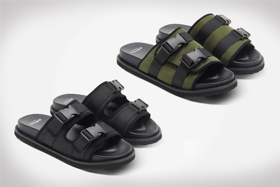 GREATS Classon Sandals & Slides