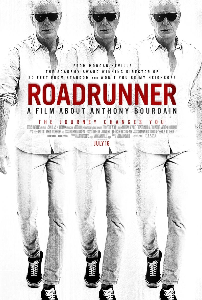Roadrunner Documentary Poster