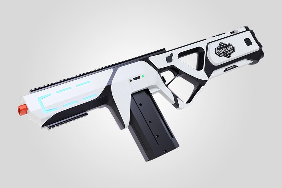 Shelby Destroyer Blaster
