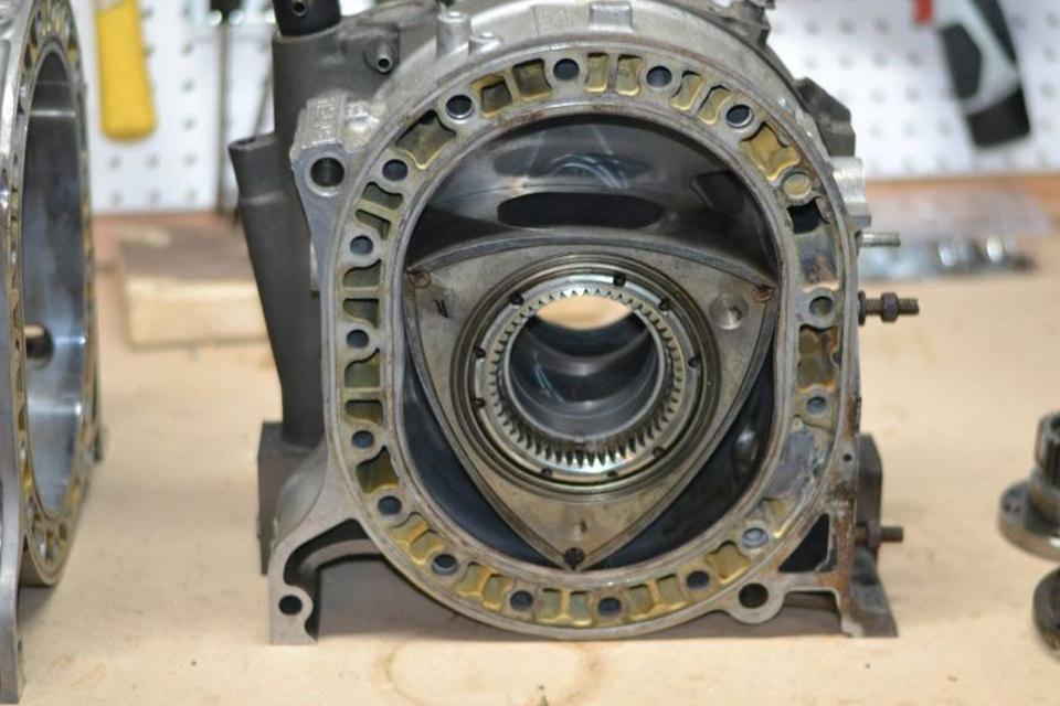 The Wankel Engine