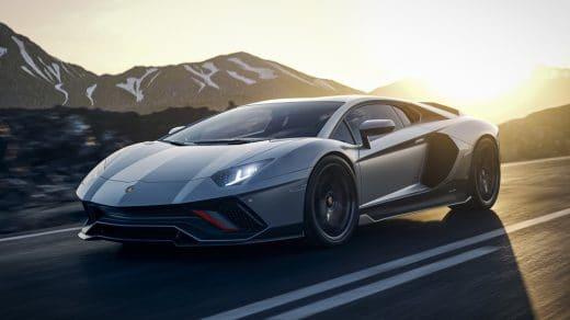 Lamborghini Aventador LP 780-4 Ultimate Coupe