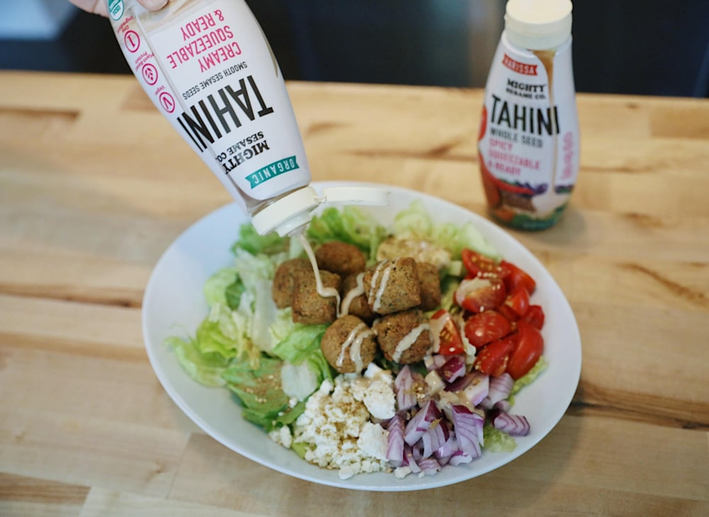 Mighty Sesame Company Tahini