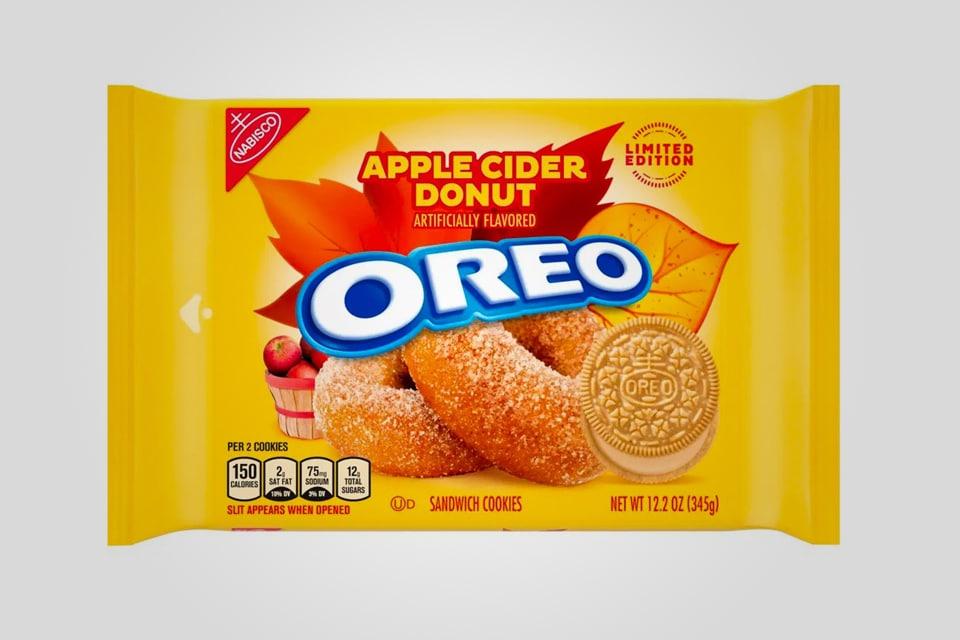 Oreo Apple Cider Donut Flavor