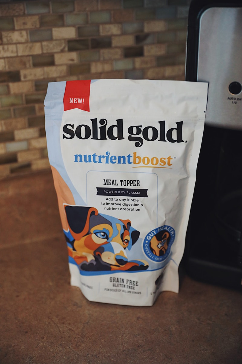 : NutrientBoost™ from Solid Gold