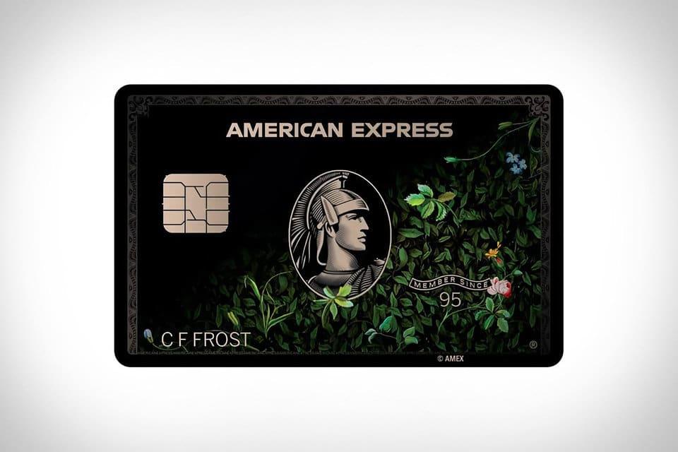 Centurion Card Art Cards with Rem Koolhaas