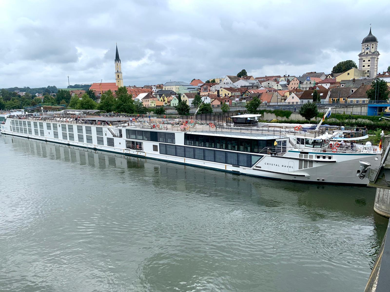 Crystal Ravel River Cruise