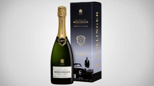 Bollinger Special Cuvee 007 Champagne