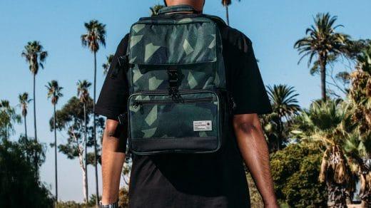 HEX Camo Back Loader DSLR Backpack