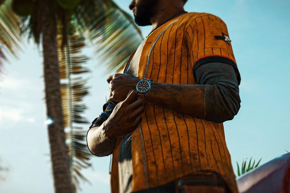 Far Cry 6 x Hamilton collaboration