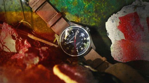 Hamilton x Far Cry 6 watch