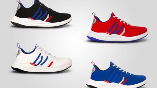 RELANCE running shoes from France