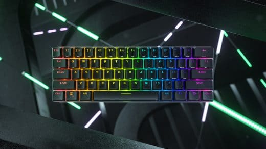 Atom RGB Keyboard from WhirlwindFX