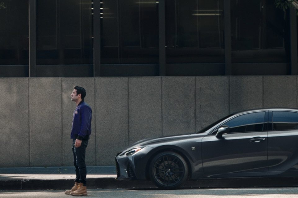 Kumail Nanjiani Stars in New Lexus IS 500 Marvel Eternals Spot