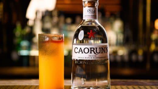 Caorunn Recipe - Pumpkin Spice Spritz