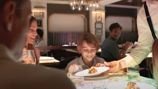 Celebrity Apex Culinary Reveal