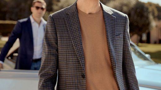 Hockerty Tweed Blazer